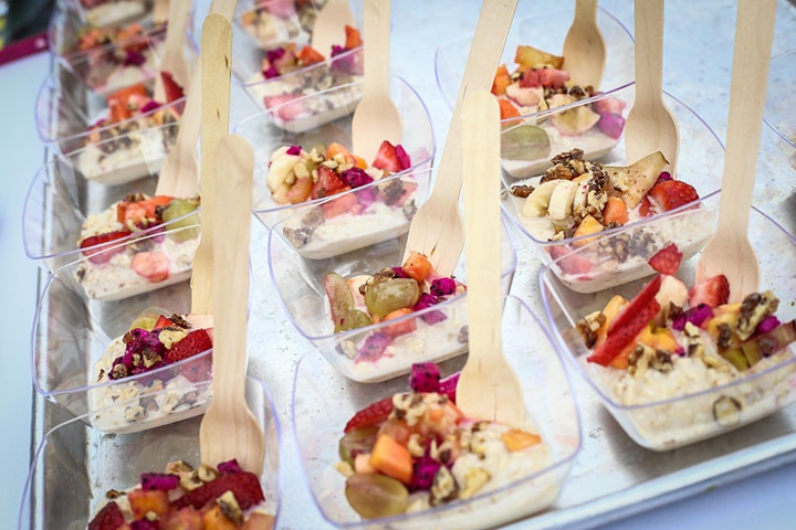 SEED Food & Festival Presents: BLOOM BRUNCH at The Sacred Space image