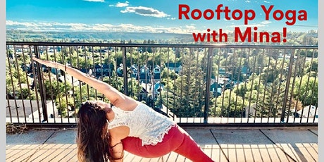 Rooftop Mindful Yoga;9-10:15AM tickets