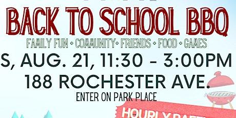 2021-22 Back to School BBQ! tickets
