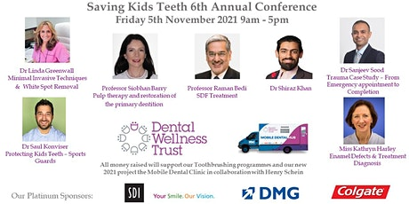 Saving Kids Teeth -Treatment Planning to Attain Kids Oral Health Post Covid tickets