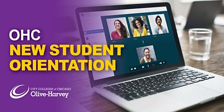 Olive-Harvey College New Student Orientation tickets
