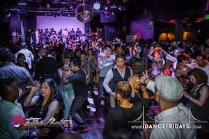 Dance Fridays - Live Salsa, Bachata & Zouk plus Dance Lessons. LIVE Salsa with ORQ. LA DIFFERENCIA