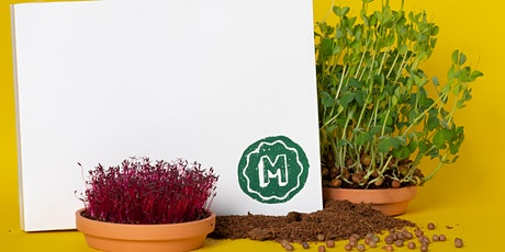 Microgreen 101: Learning to garden in small spaces! tickets