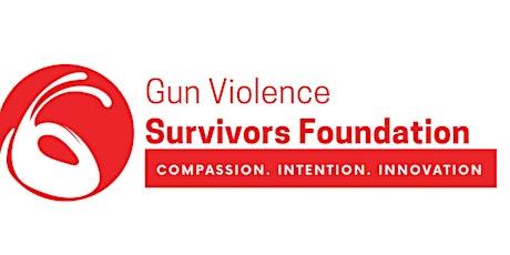 Live Podcast: Gun Violence Survivors Foundation tickets