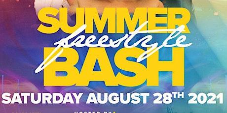 Summer Freestyle Bash 2021 @ Mulcahy's tickets