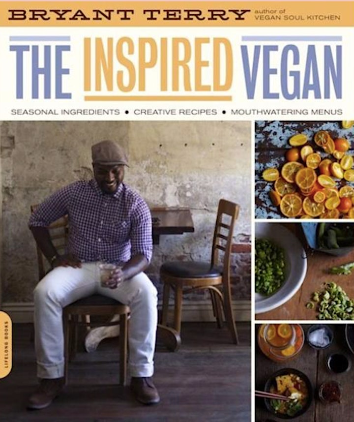 Vegetable Kingdom with Chef Bryant Terry image