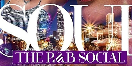 "SOUL FRIDAYS @ Republic Lounge ""The RnB Social"" tickets"