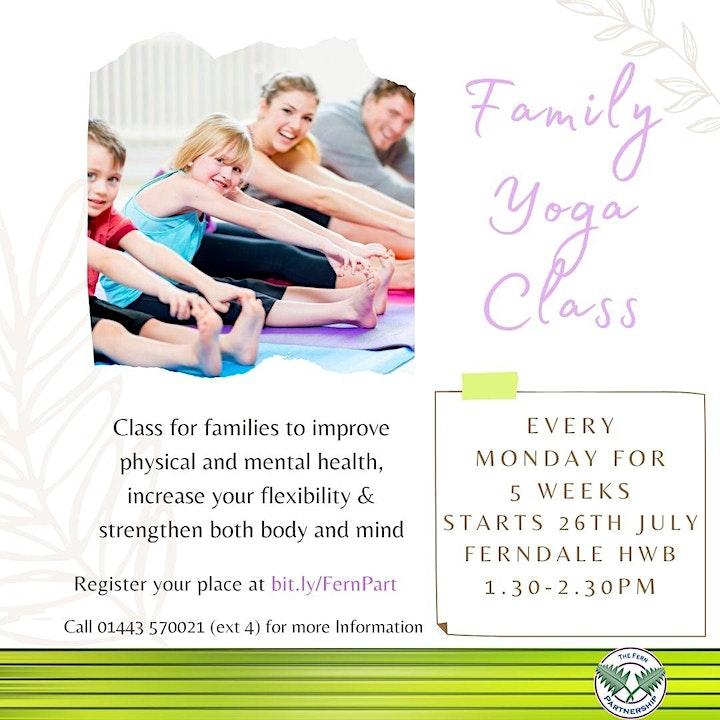 Family Yoga image
