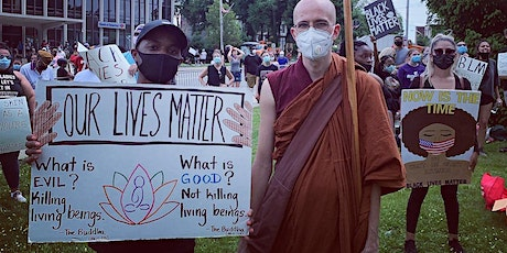 Online: Compassionate Protest with Bhante Suddhaso tickets