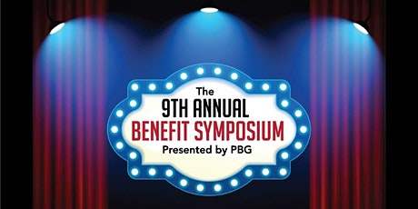 PBG's 9th Annual Benefit Symposium tickets