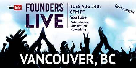 Founders Live Vancouver tickets