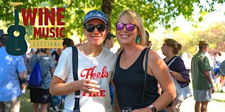 5th Annual McKinney Wine & Music Festival tickets