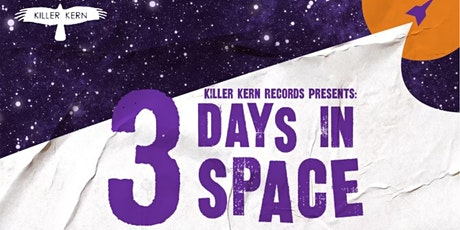 3 Days in Space Music Festival tickets