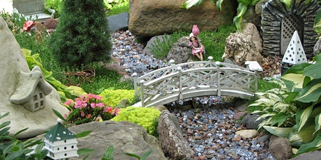 Fairy Garden Workshop-Noon tickets