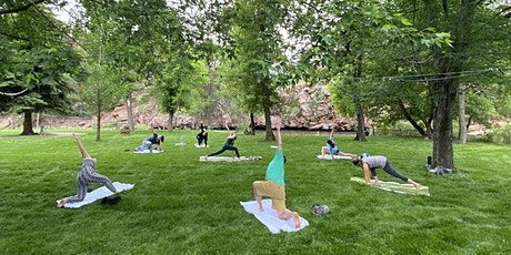 Yoga with Karen Cornell tickets