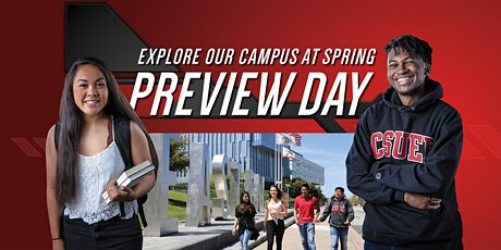 Spring 2022 Preview Day tickets