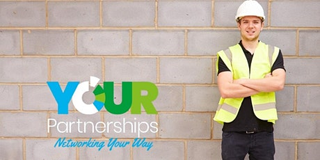 Construction and Supply Chain Online Networking tickets