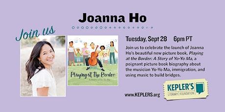 Joanna Ho tickets