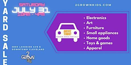 2GrownKids' Yard Sale & Tour Event tickets