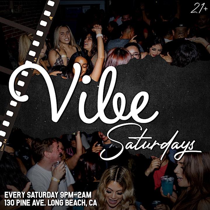 VIBE Saturdays image