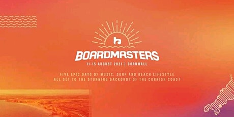 Boardmaster 2021(Official Event) tickets