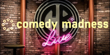 Limited FREE Tickets To CB Live Comedy Madness Show tickets
