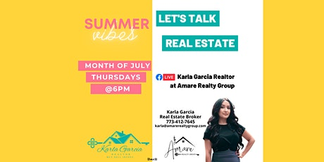 Let's Talk Real Estate tickets