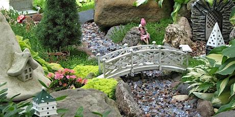 Fairy Garden Workshop - 2:00pm tickets