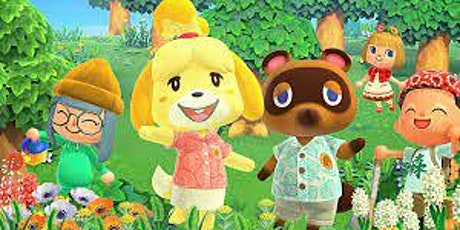 Animal Crossing  Weekly Social Club (Ages 8-12) tickets