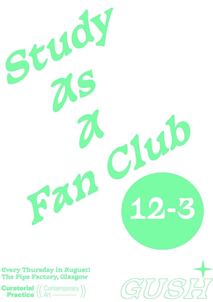 Study as a Fan Club image