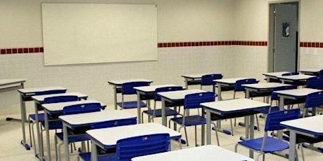 Bate Volta: Concurso Educação Alagoas ingressos