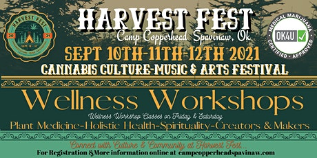Harvest Fest Wellness Workshop tickets
