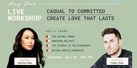Create Healthy Love and Dating Profile Makeover tickets