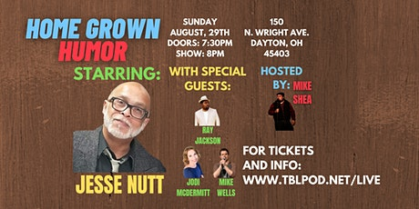 Home Grown Humor tickets