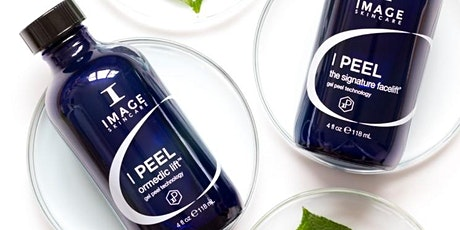 The IMAGE Skincare Peel Advantage and What's new! tickets