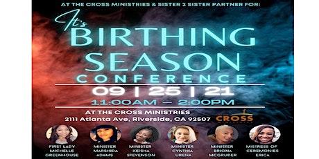 Women's Conference - It's Birthing Season tickets