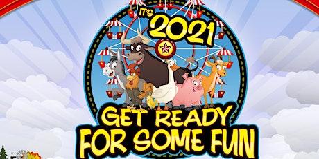 2021 Fredericksburg Agricultural Fair tickets