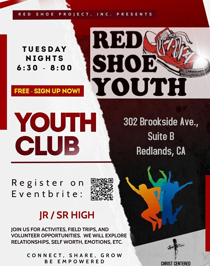 Red Shoe Youth image