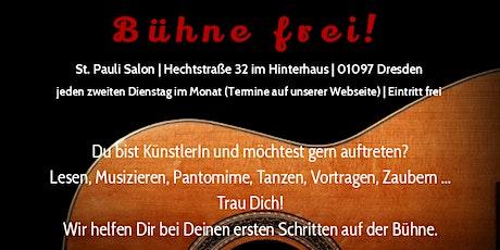 """""""Bühne frei!"""" im August 2021 Tickets"""