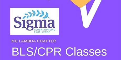 CPR/BLS Classes - Mu Lambda Fundraiser (Edina) tickets