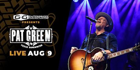 Pat Green Concert tickets