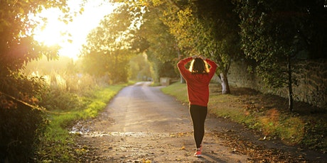 Mindfulness Walk - Letting Go & Moving On  - Free tickets