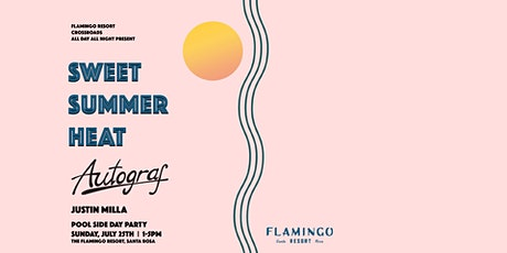 Autograf at The Flamingo Resort (Pool Party) tickets