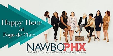 NAWBO Phoenix: August Happy Hour tickets
