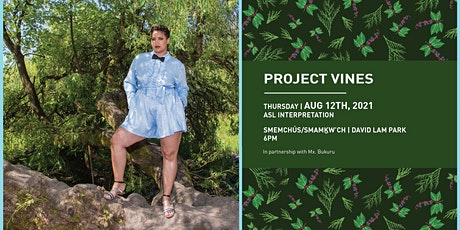 Vines 2021: Project Vines tickets
