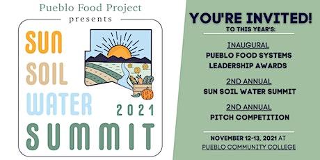 Sun Soil Water Summit tickets