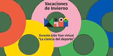 Visita Virtual MIM en vacaciones | Sábado 24-07 | 11:00 entradas