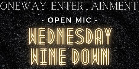Wednesday Wind Down tickets
