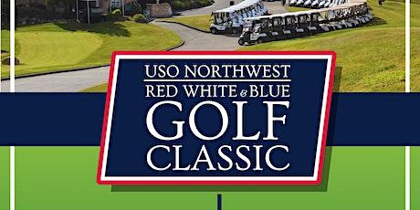Volunteer Registration - USO Northwest Red, White & Blue Golf Classic tickets