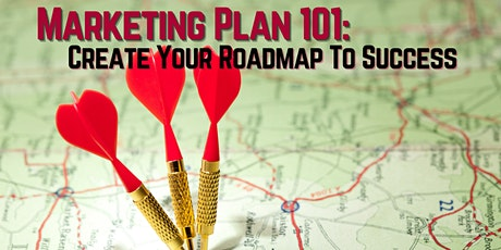Marketing Plan 101 - Create Your Roadmap To Success-- C0010 tickets